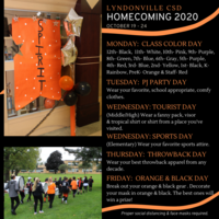 LCSD Homecoming 2020