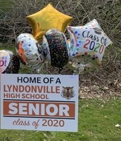 Lyndonville Seniors Honored