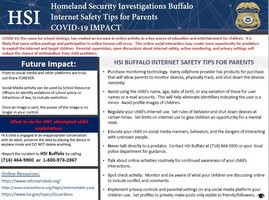 Homeland Security Internet Safety Tips