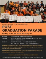 Post Graduation Parade