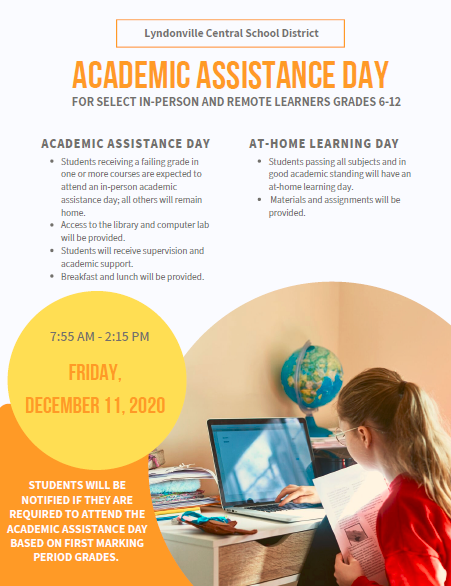 Academic Assistance Day