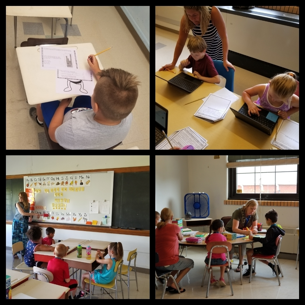 ELA and Math Camp